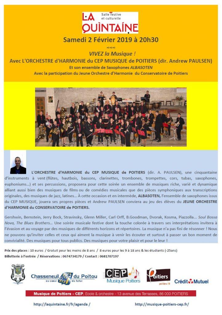 20190202 - Communiqué presse la Quintaine